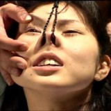 Japanese Teens Suspended in the Air While Poured With Hot Wax!